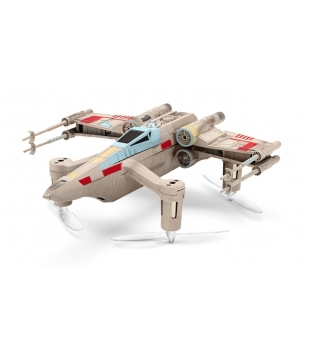 Proper Star Wars T-65 X-Wing Starfighter collector box