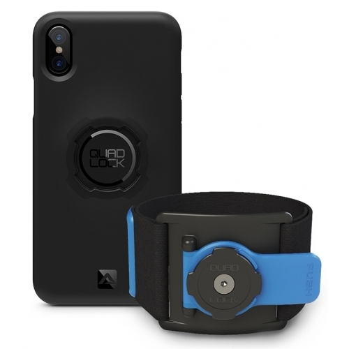 Quad Lock Run Kit iPhone X/XS