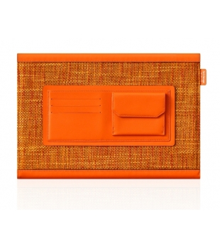 "SLG Design C5 Sleeve MBP Retina 13"" Orange"