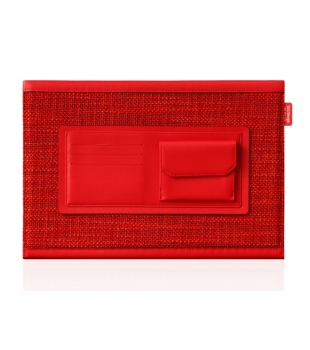 "SLG Design C5 Sleeve MBP Retina 13"" Red"