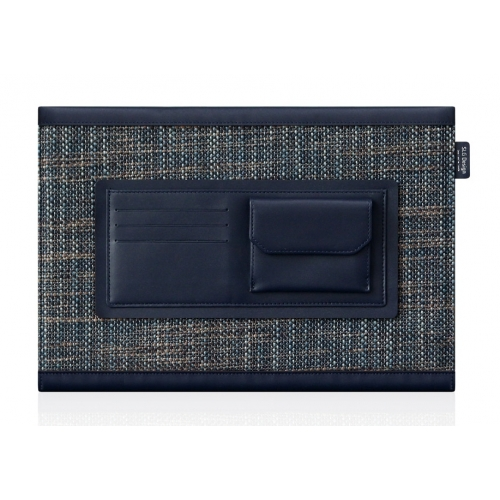"SLG Design C5 Sleeve MBP Retina 15"" Navy"