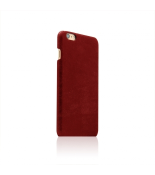SLG Design D8 Pueblo case iPhone 6/6s Vintage Leather Red