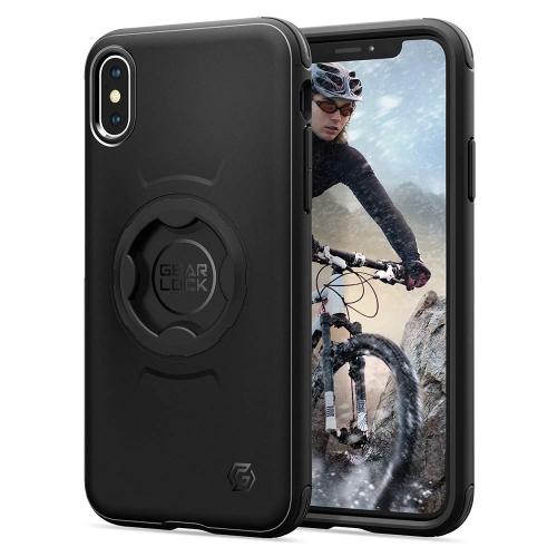 Spigen Gearlock Mount case iPhone X/XS