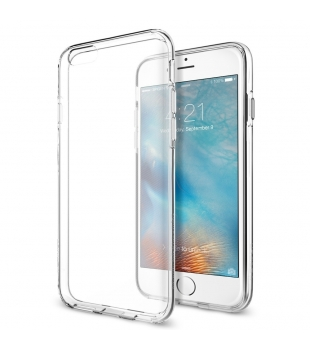 Spigen Liquid Crystal for iPhone 6/6s Clear