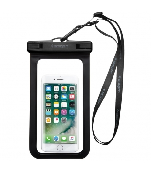 Spigen Velo A600 Waterproof Phone Case Black