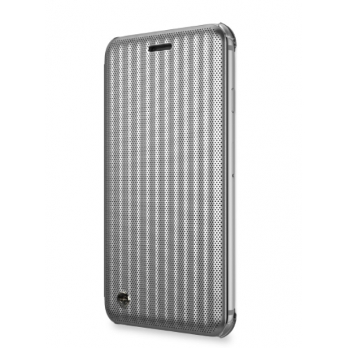Stilmind Jet Set Flip iPhone 7/8 Micro Silver