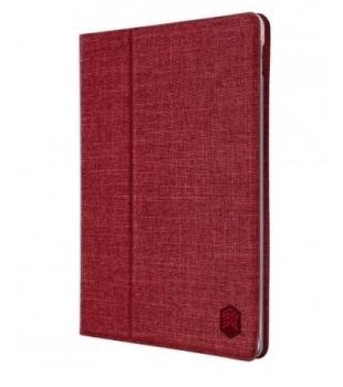 STM Atlas Case for iPad Dark Red