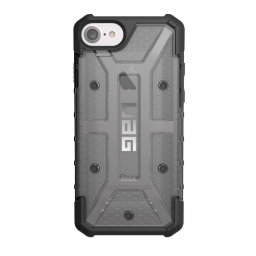 UAG Plasma case for iPhone 8/7 Ash Smoke