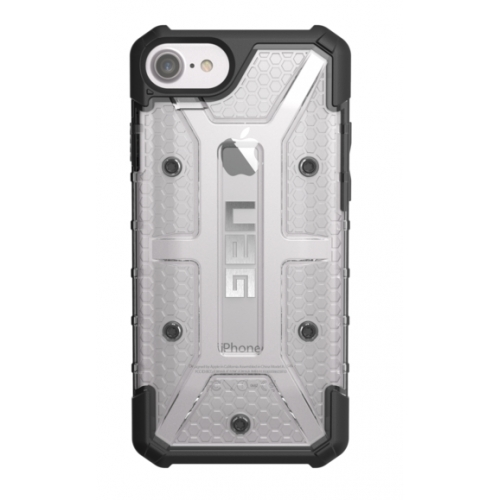 UAG Plasma case for iPhone 8/7 Ice Clear