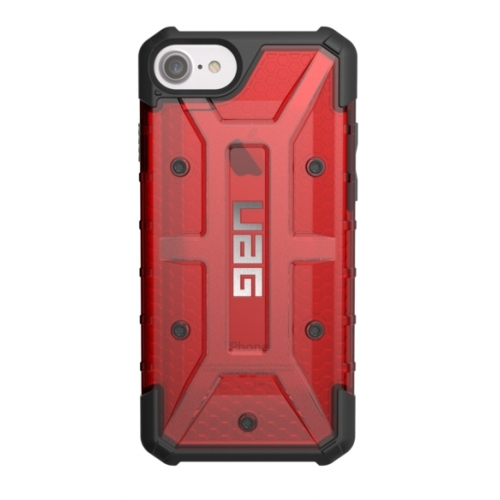 UAG Plasma case for iPhone 8/7 Magma Red