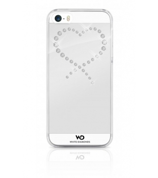 White Diamonds Eternity for iPhone 5/5s/SE Crystal