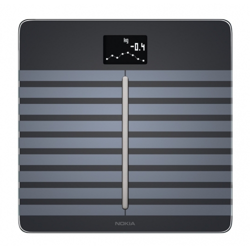 Withings/Nokia Body Cardio Full Body Composition WiFi Scale Black