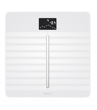 Withings/Nokia Body Cardio Full Body Composition WiFi Scale White