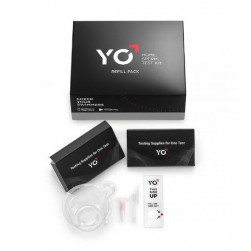 YO Sperm Test Refill Kit 2 testy