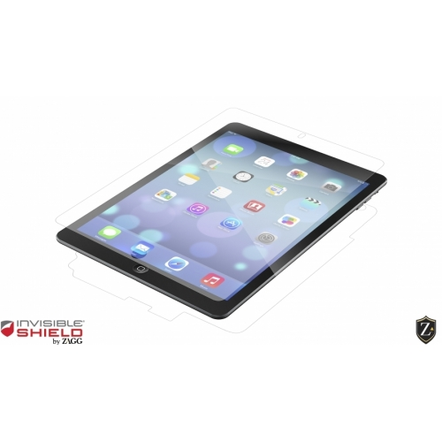 ZAGG invisibleShield HD iPad Air Full Body